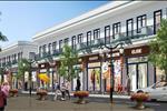 Dự án gồm 7 dãy kiot 2 tầng với 71 kiot, 1 tầng quầy kinh doanh gồm 34 quầy, 2 khối nhà cầu chợ truyền thống 1 tầng tại vị trí trung tâm, dự kiến 558 điểm kinh doanh và bãi đậu xe kết hợp bãi kinh doanh không thường xuyên.