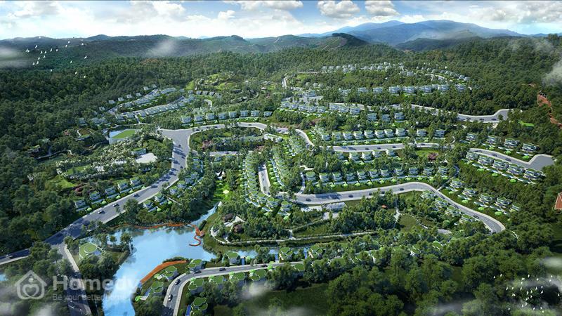Dự án Ivory Villas & Resort Hòa Bình - ảnh giới thiệu