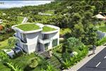 Điểm nhấn nổi bật của Ivory Spa & Resort là những dinh thự Ngà Voi cao cấp với thiết kế chuẩn quốc tế. Thiết kế sáng tạo, thể hiện sự sang trọng, đẳng cấp và độc đáo bởi kiến trúc sư Philip Kozely nằm uy nghi trên ngọn đồi, khẳng định vị thế của chủ nhân căn biệt thự.