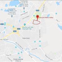 Nhà phố Metro Valley Suối Tiên quận 9 giá từ 4,5 tỷ