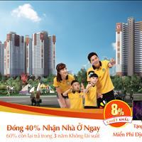 Chung cư Booyoung Vina chỉ từ  800 triệu nhận nhà ngay, chiết khấu lên đến 8%