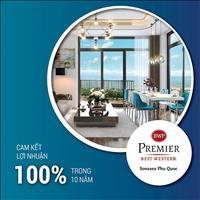 Chỉ 2,9 tỷ cho căn hộ khách sạn biển 5 sao phong cách Mỹ lần đầu tiên ở Phú Quốc