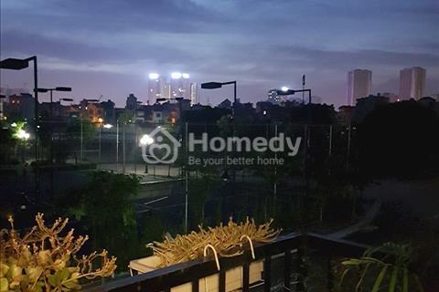 Bán gấp nhà góc 111m2 khu đô thị Ao Sào, Hoàng Mai, kinh doanh tốt, tăng giá nhanh, bao sang tên