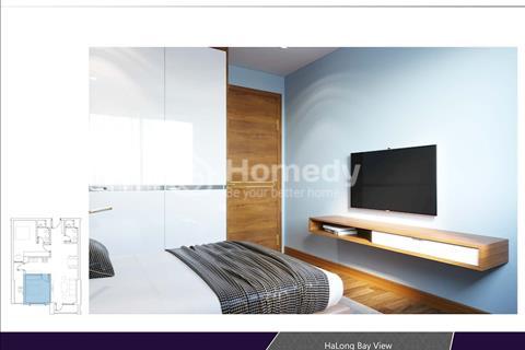 Đầu tư chỉ 450 triệu sở hữu căn hộ 5 sao trung tâm Hạ Long