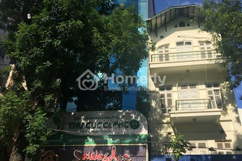 Cho thuê nhà mặt phố Bà Triệu, mặt tiền 7m, 200m2 x 7 tầng để kinh doanh