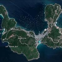 Bán 306m2 đất cách cầu cảng Bình Ba 200m, 18x22m view biển, tựa núi, 9 tỷ