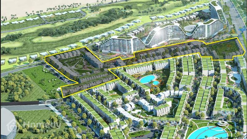 Dự án FLC Crown Villa - FLC Lux City Quy Nhơn Bình Định - ảnh giới thiệu