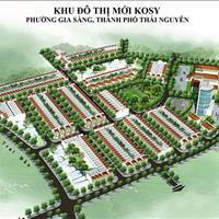 Cần bán đất nền khu đô thị Kosy Gia Sàng, Thái Nguyên