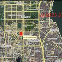 Bán liền kề Romantic Park Tây Hồ Tây nhiều lựa chọn diện tích từ 90 -112 - 120 - 154 - 173m2