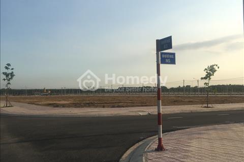 Bán đất ngay trung tâm thị trấn Long Thành mặt tiền Nguyễn Hải, sổ hồng riêng, 5x20m, 10 triệu/m2