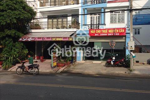 Nhà cho thuê nguyên căn mặt đường số 1 (đường rộng 25m), phường Bình Hưng Hòa B, Bình Tân