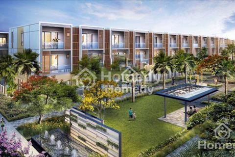 Cho thuê nhà phố Palm Residence, diện tích 6x17m, công viên riêng, giá 35 triệu/tháng