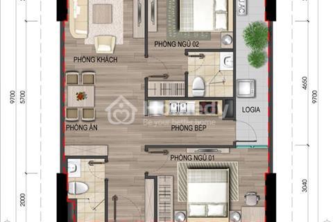 Bán căn hộ chung cư nhà ở xã hội Bộ Công An 43 Phạm Văn Đồng giá gốc CĐT chênh rẻ nhất thị trường