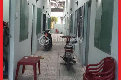 Làm ăn thua lỗ cần bán gấp 2 dãy nhà trọ 8 phòng gác đúc 18x16m đường Nguyễn Cửu Phú, giá 2,6 tỷ
