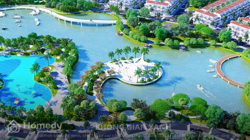 Dự án Khu dân cư Golden Hills Bà Rịa Vũng Tàu - ảnh giới thiệu