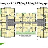Mở bán chung cư C14 Bộ Quốc phòng, 362 Bùi Xương Trạch, giá gốc 16 triệu/m2