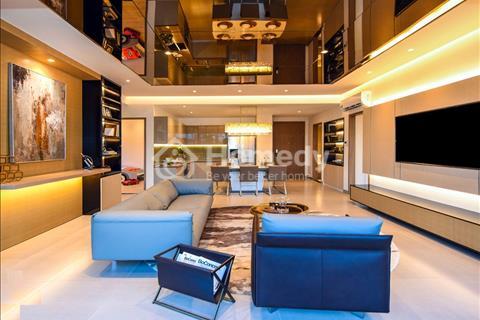 Căn hộ 2 phòng ngủ view sông Sài Gòn của chủ đầu tư An Gia