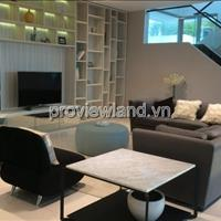 Bán căn hộ Penthouse Vista 2 tầng 472m2, 4 phòng ngủ view sông thoáng mát