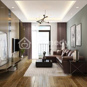 Phòng khách phong cách hiện đại ở An Bình City