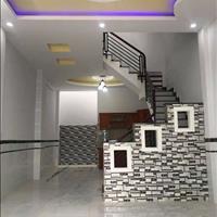 Cần tiền bán rẻ căn nhà xây 1 trệt 2 lầu Thạnh Lộc, Quận 12 giá 1.5 tỷ diện tích 50m2