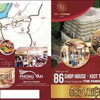 Mở bán độc quyền 3 tầng thương mại Shophouse The Panomara Đà Lạt, ngay vị trí trung tâm Đà Lạt