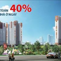 Booyoung Vina chỉ cần đóng 40% giá trị nhận nhà ở ngay, trả góp 60% không lãi suất trong 3 năm