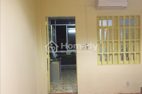 Phòng giờ tự do, có bếp, máy lạnh, tủ lạnh Hồ Văn Huê, 35m2 giá 4,5 triệu/tháng