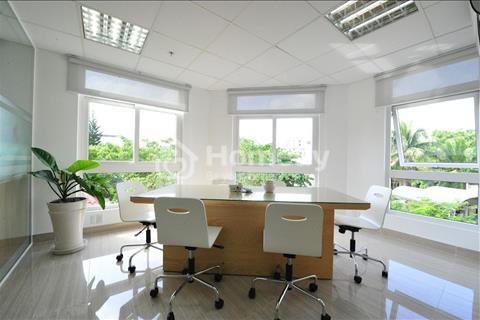 Cho thuê văn phòng - tòa nhà 9 tầng đường Tô Hiến Thành