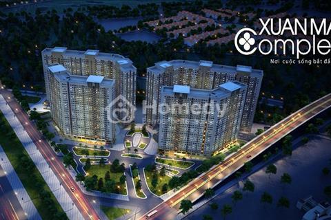Sở hữu căn hộ cuối cùng tại Xuân Mai Complex, miễn phí 1 năm phí dịch vụ, chiết khấu 2% lãi suất 0%