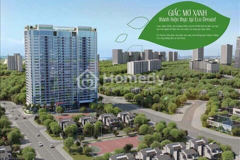 Bán căn hộ chung cư Eco Dream Nguyễn Xiển, 45m2 - 98m2, giá từ 25.7 triệu/m2, full nội thất cao cấp