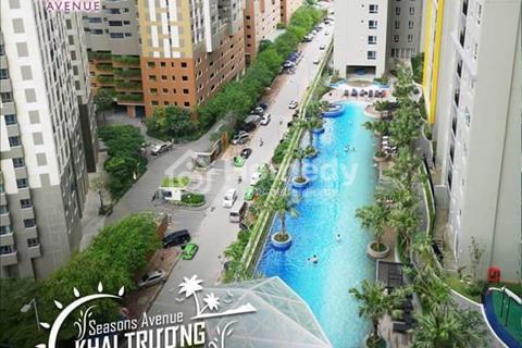 Bán cắt lỗ 400 triệu căn hộ 3 phòng ngủ tòa S1 Seasons Avenue, chỉ còn 2,67 tỷ bao toàn bộ chi phí