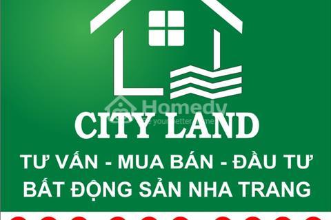 Cần bán 266m2 mặt tiền đường Nguyễn Đức Cảnh, Nha Trang, Khánh Hòa, giá chỉ 145 triệu/m2
