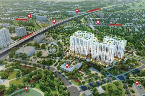 Bán chung cư Hà Nội Homeland, Long Biên, giá chỉ có 1.1 tỷ căn 58m2, vị trí đắc địa nhất