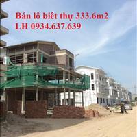 Chính chủ bán gấp ô biệt thự 333m2 dự án Trầu Cau Garden, Võ Cường, thành phố Bắc Ninh