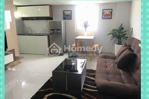 Cho thuê căn hộ mini căn hộ dịch vụ giá mềm Quận 4 gần Quận 1 và Quận 7