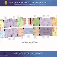 Căn hộ chung cư Tecco Tower Lào Cai -  chỉ từ 868 triệu/căn