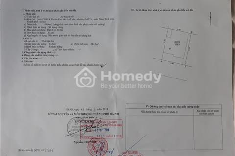 Chính chủ cần bán biệt thự dự án khu nhà ở để bán Mễ Trì, Nam Từ Liêm
