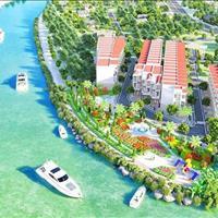 Nhà phố compound an ninh hướng sông khu làng Biệt Thự Quận 9