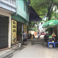 Bán nhà mặt phố Vân Hồ 3 đối diện đại học Bách Khoa