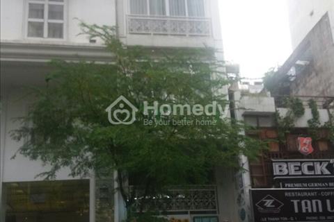 Cho thuê khách sạn mặt tiền đường Lê Thánh Tôn - Phường Bến Thành - Quận 1