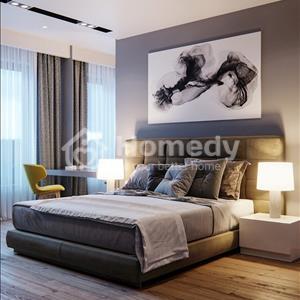 Thiết kế căn hộ 100m2 phong cách tối giản