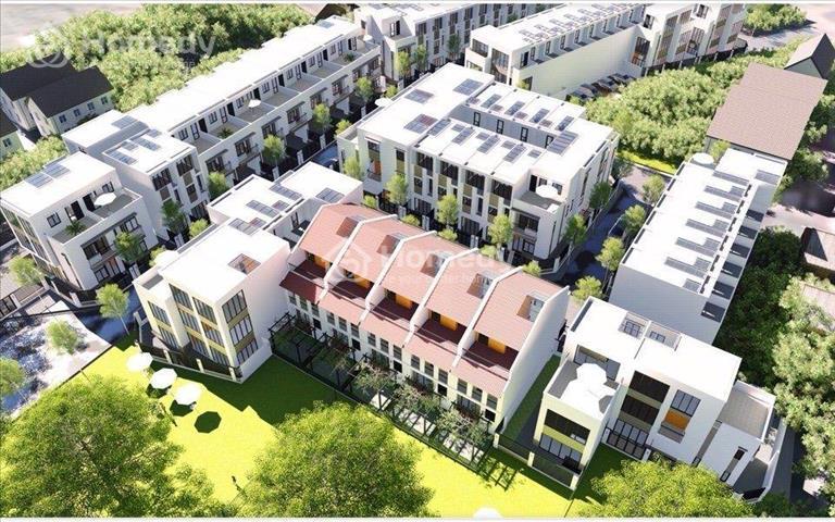 Bán nhà phố khu dân cư Thanh Quế, Nhà Bè, 3,5x12m, 2 lầu, 3 phòng ngủ giá 1,8 tỷ