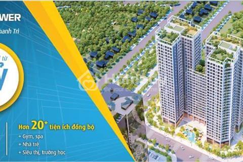 Chính chủ cần bán gấp căn hộ chung cư Tecco Skyville Tower, căn 80,5m2, căn góc 3 PN, giá hấp dẫn