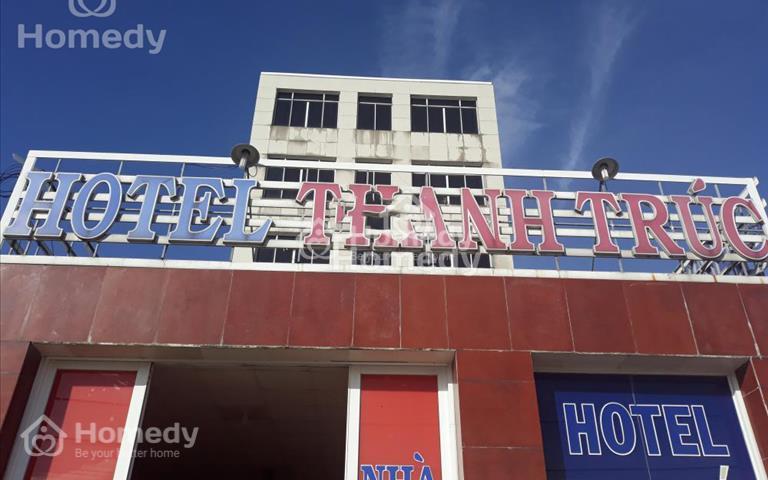Cần cho thuê gấp khách sạn 60 phòng sau chợ đầu mối Hóc Môn, giá thỏa thuận