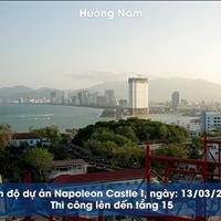 Bán căn hộ chung cư tại dự án Napoleon Castle I, Nha Trang, diện tích đa dạng 55-77m2, từ 19 tr/m2