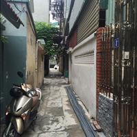 Cần bán nhà phố Trung Kính 60 m2 mặt tiền 4m 4 tầng giá 6,4 tỷ