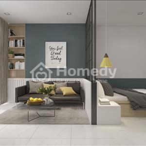 Căn hộ Everrich Infinity 1 phòng ngủ 33m2 phong cách hiện đại