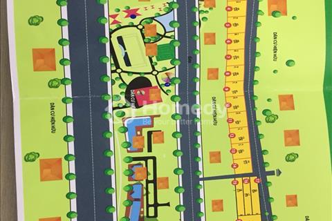 Đất mặt tiền đường Hội Bài - Châu Pha lộ giới 60m, đối diện khu tiểu thủ công nghiệp