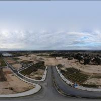 Bán đất ven sông Cổ Cò trục đường 33m với giá từ 550 triệu/nền