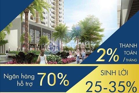 Mở bán Ch Q7 Riverside Complex ven sông với 50 tiện ích,full bộ bếp Malloca giá 1.5tỷ/1PN+1, CK 18%